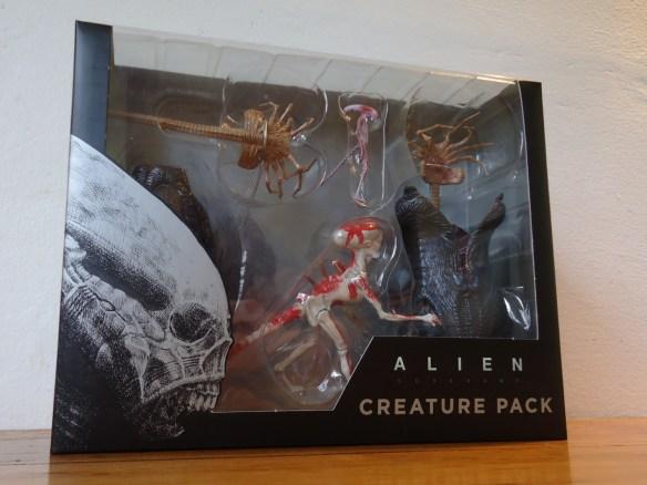 NECA ALIEN: Covenant Creature Pack