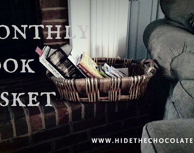 Our February Book Basket