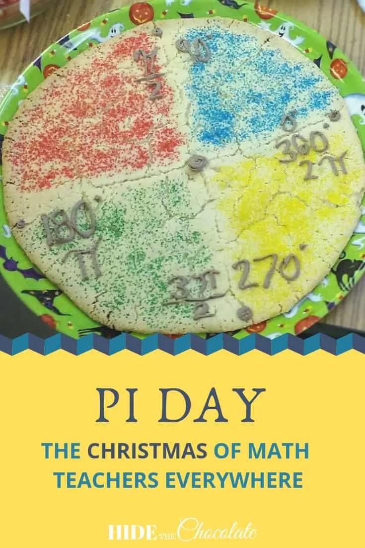 Pi Day: The Christmas of Math Teachers Everywhere