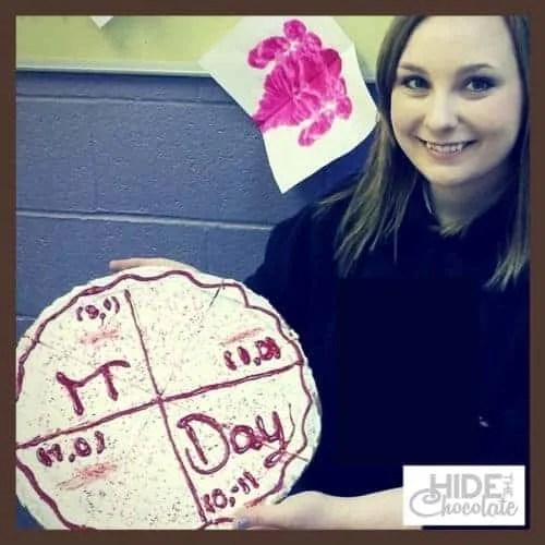 Pi Day = Education+Fun