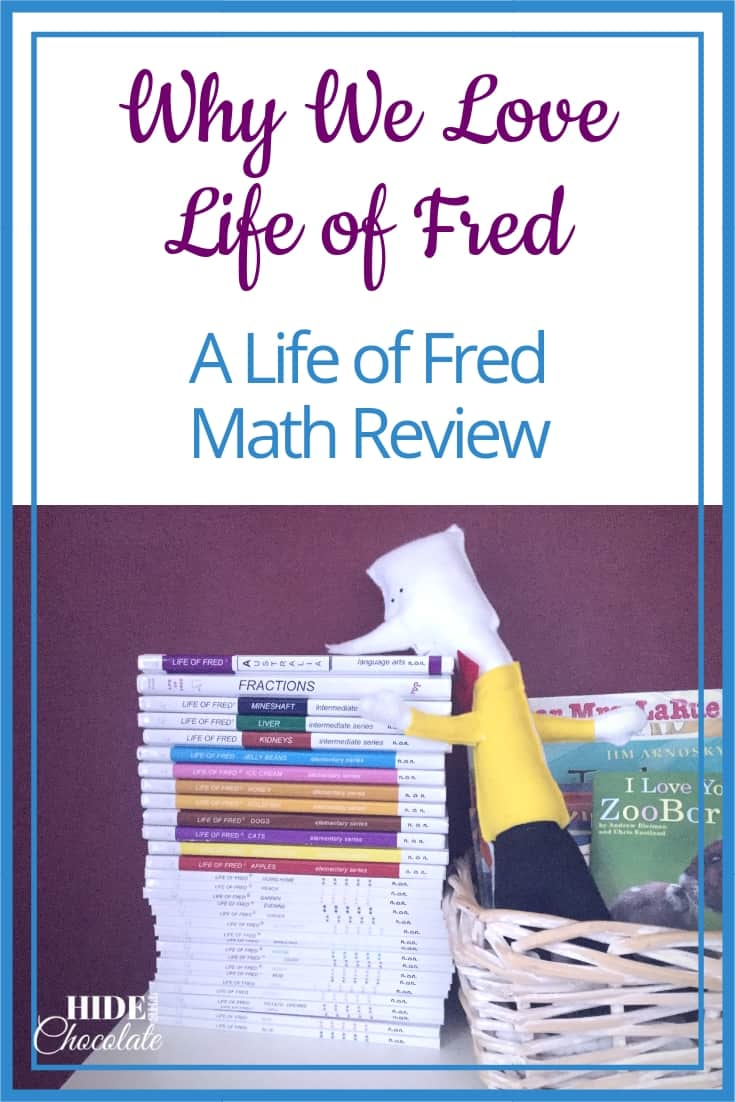 Why We Love Fred: A Life of Fred Review