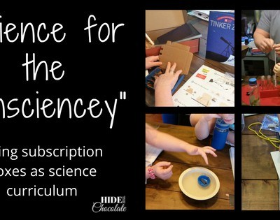 """Science for the """"Unsciencey"""""""