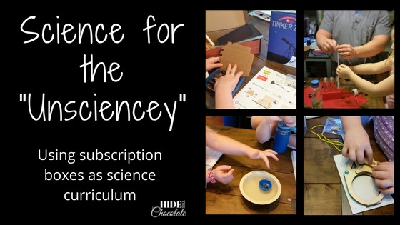 "Science for the ""Unsciencey"""