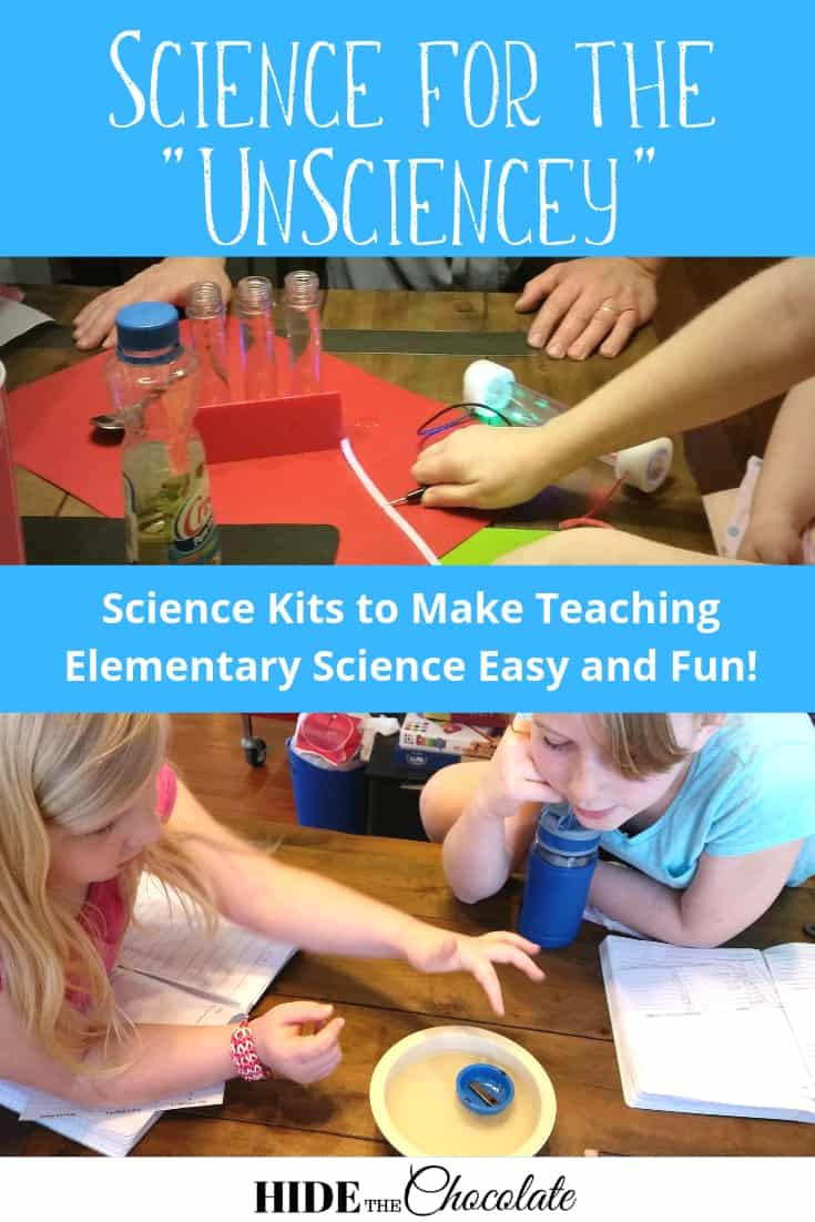 "Science for the ""UnSciencey"" ~ Using Subscription Boxes as Science Curriculum"