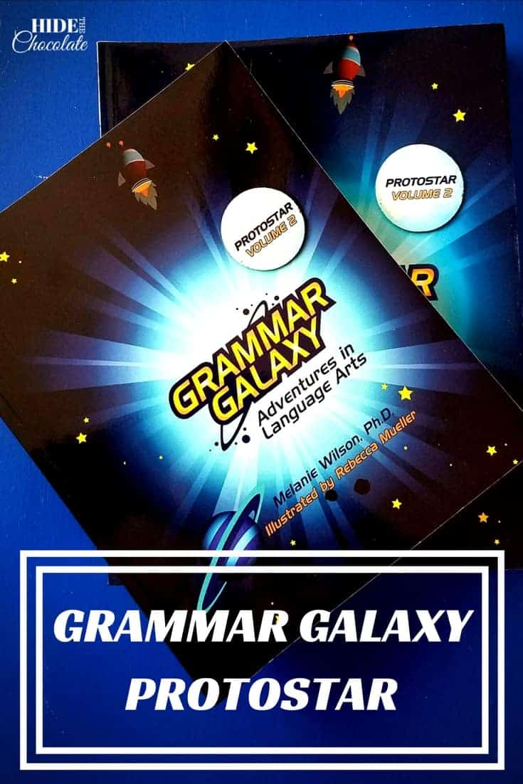 This is revolutionary. I have never had a child beg to do grammar. I have never had a child even slightly WANT to do grammar. What is this strange occurrence in our homeschool? #grammargalaxy #homeschooling