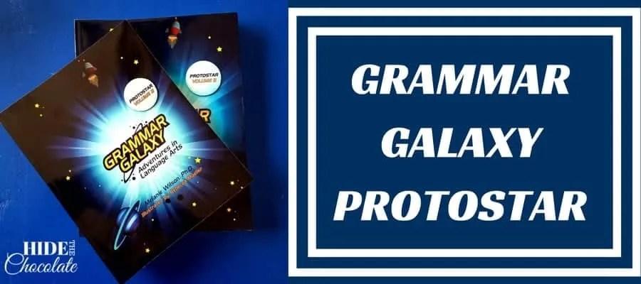 Grammar Galaxy Protostar