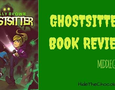 Ghostsitter Book Review: Middle Grade Mystery Book