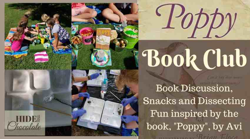 Poppy Book Club ~ A Party School with Poop!