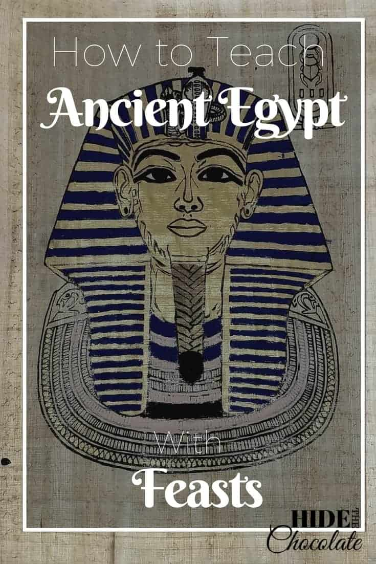 How to Teach Ancient Egypt with Feasts
