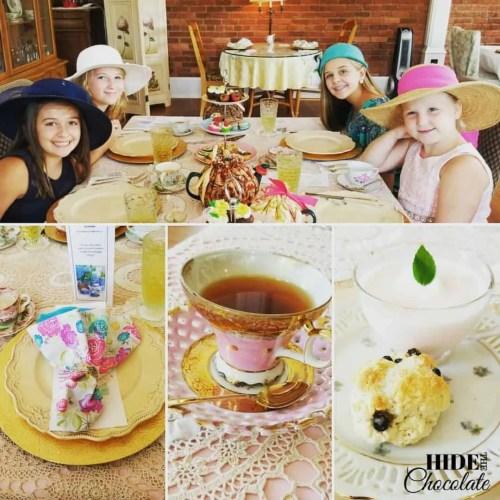 Relaxed Charlotte Mason Poetry Teatime Tearoom