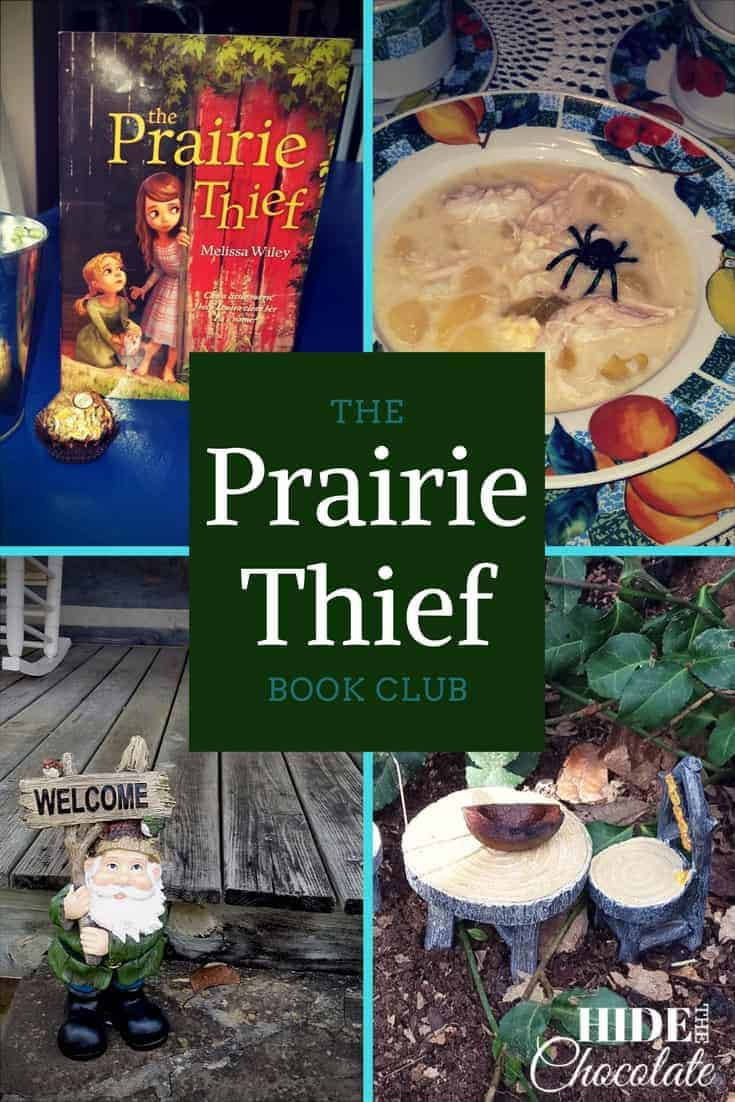 The Prairie Thief Book Club ~ A Party School with a Treasure Hunt