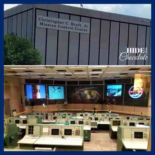 FieldSchooling at NASA - Mission Control