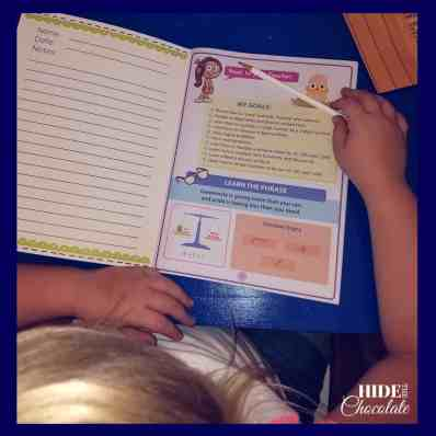 A Discovery Learning Math Subscription Review Box Math Book