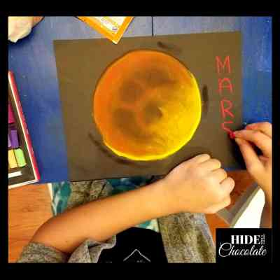 This Year's Middle School Curriculum Choices - Chalk Pastel