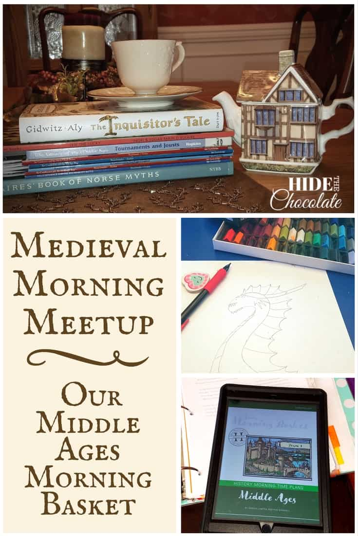 Medieval Morning Meetup ~ Our Middle Ages Morning Basket