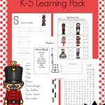 The Nutcracker Printable Learning Pack