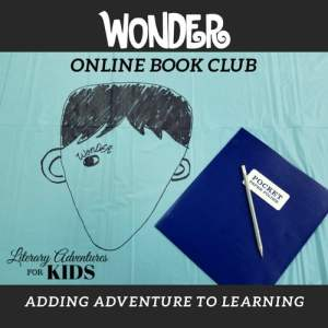 Wonder Online Book Club