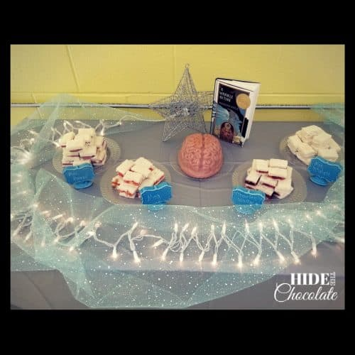 A Wrinkle in Time Food Table