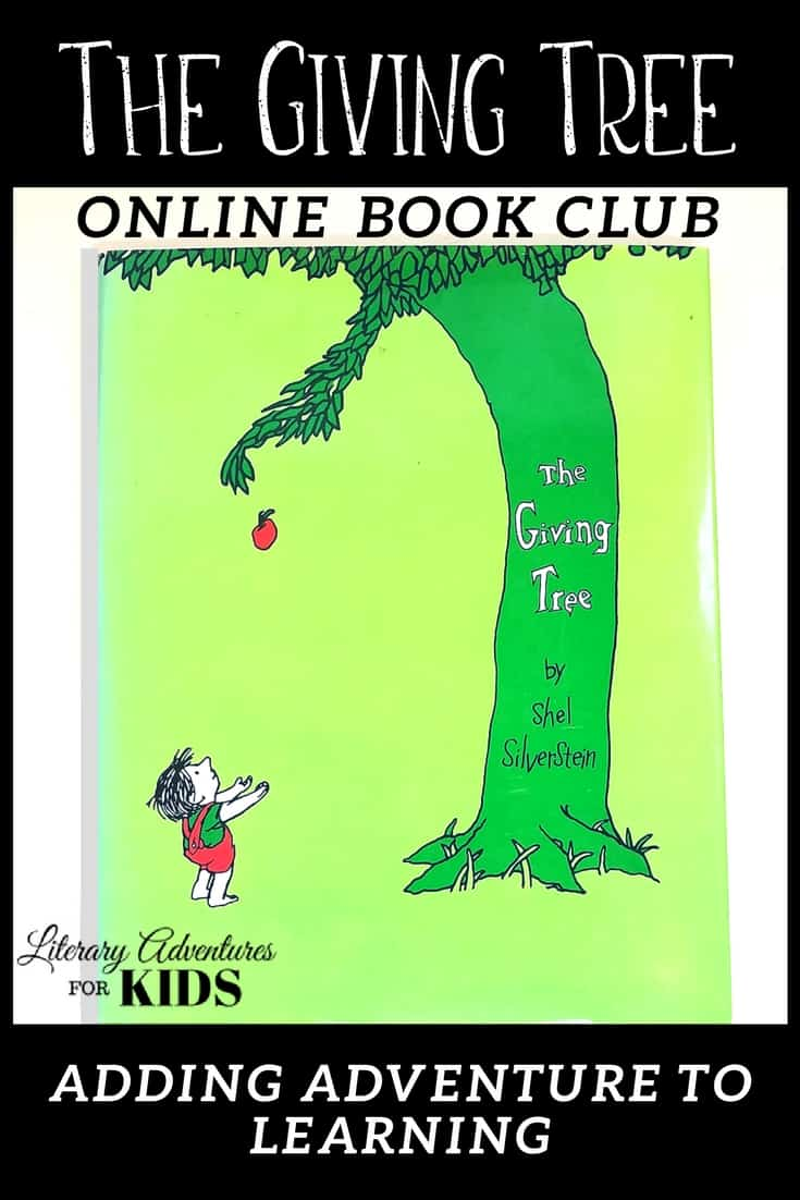 The Giving Tree Online Book Club for Kids ~ A Nature Adventure