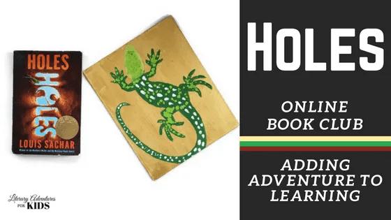 Holes Online Book Club