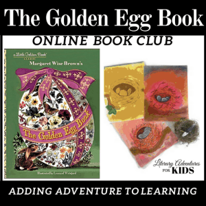 The Golden Egg Book Online Nature Book Club Woo