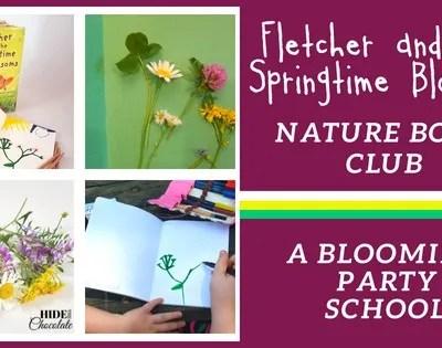 Fletcher and the Springtime Blossoms Book Club