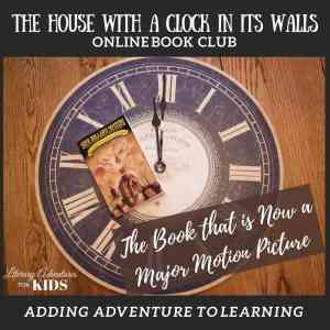 The House with a Clock in Its Walls Online Book Club Movie