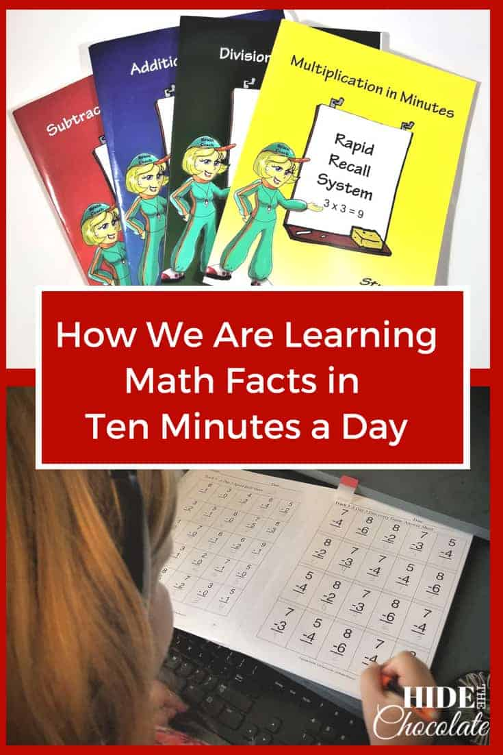 To memorize or not to memorize math facts? That is the question. The question #homeschool moms debate when their children are learning their multiplication facts.