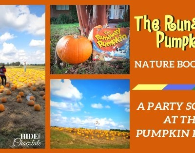 The Runaway Pumpkin Book Club Featured