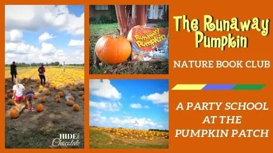 The Runaway Pumpkin Book Club Featured
