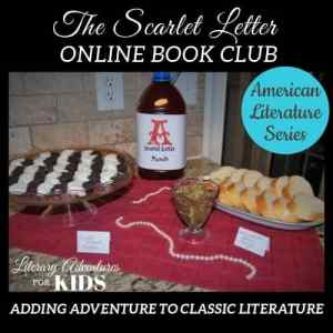 The Scarlet Letter Online Book Club WOO