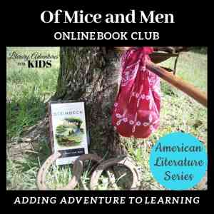 Of Mice and Men Online Book Club