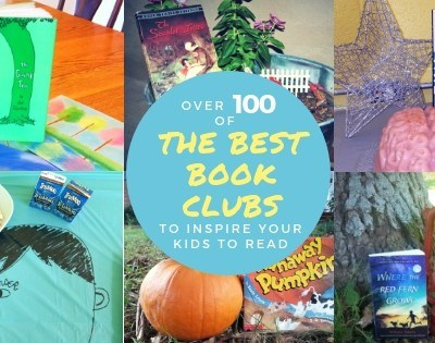 Over 100 of The Best Book Clubs to Inspire Your Kids to Read