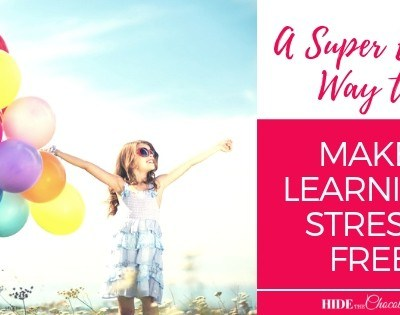 A Super Easy Way to Make Learning Stress-Free with Child-Led Learning
