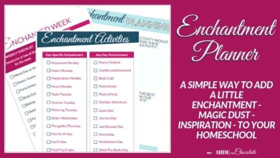 Enchantment Planner