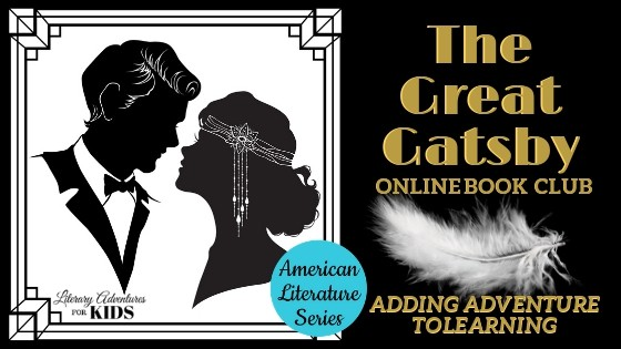 The Great Gatsby Online Book Club Featured