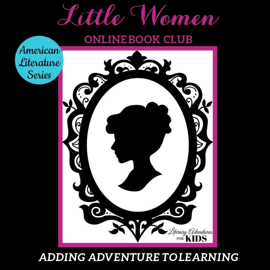 Little Women Online Book Club American Classic Literature Series