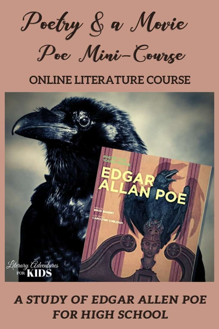 Poetry and a Movie ~ Poe Mini-Course: A Poet Study for High School