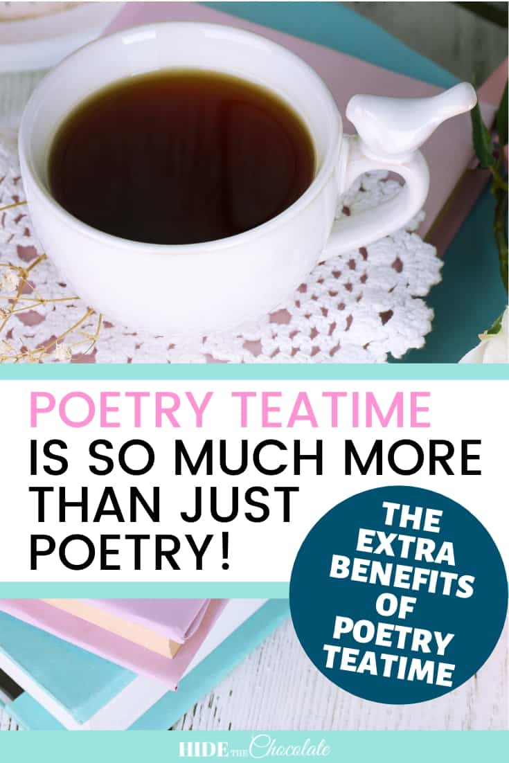 One Student\'s Reflections On The Benefits of Poetry Teatime