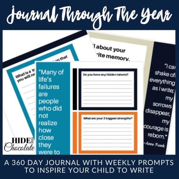 Journal Through The Year