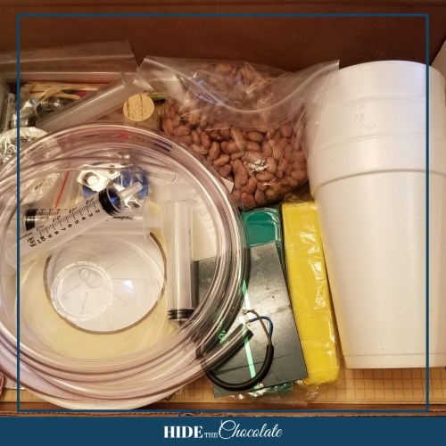 All-In-One Science Curriculum - Box of Supplies