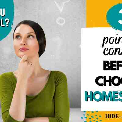 Should You Homeschool? Three Points To Consider Before Choosing Homeschooling