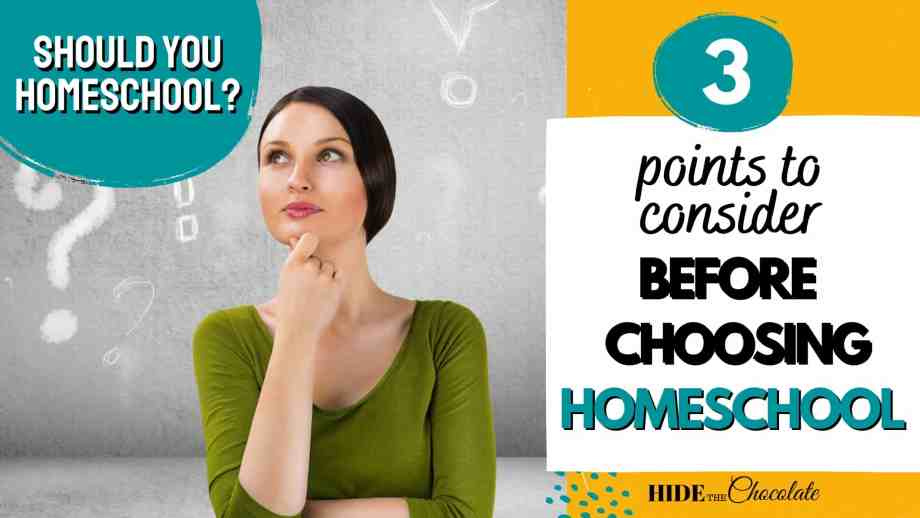 Should You Homeschool_ Three Points To Consider Before Choosing Homeschooling