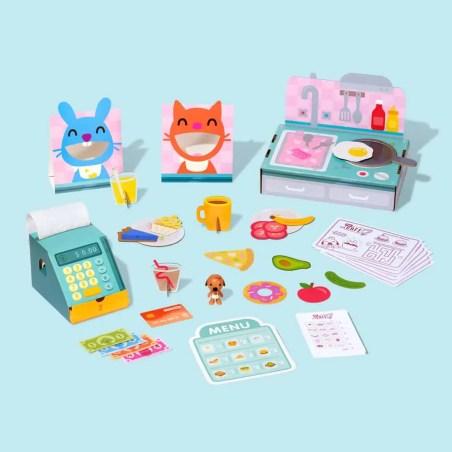 Pet Cafe Box