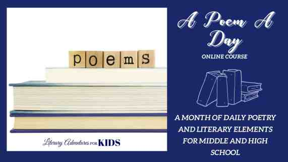 A Poem A Day Online Course