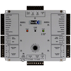Wiring Home Network Diagram Trailer Lights 7 Pin Australia Hid V100 Door / Reader Interface | Global