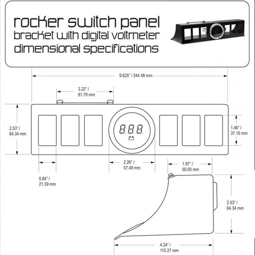 Lighting Wiring Diagram Australia Rocker Switches And Switch Box Panels