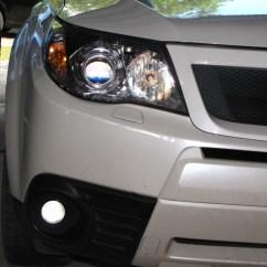 All New Corolla Altis Kijang Innova 2.0 G Hid Retrofit » Subaru Forester Sh 2010 Projector