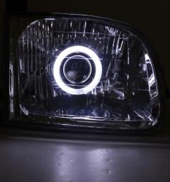 2000 2004 toyota tundra halo projector headlights [ 1362 x 888 Pixel ]