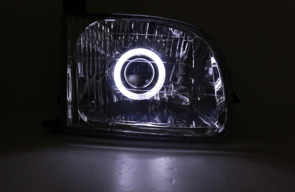 medium resolution of 2000 2004 toyota tundra halo projector headlights